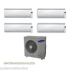 Climatizzatore Quadri Split Samsung Inverter Maldives 9+9+9+9 MALDIVES AJ070FCJ4