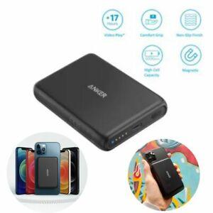 Anker A1619 PowerCore Magnetic 5K Wireless 5000mAh Power Bank USB-C 12/12 Pro