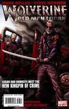 Wolverine #68 Vieil Homme Logan Marvel n/m nouveau film