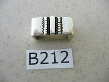 B212 Wholesale Lot of 520 Women Belt Accessories Silver Tone Loops ( Keepers )