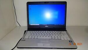 "Fujitsu Lifebook S761 13,3""(33,8cm) i5-2520M 2,5GHz - 4GB - 320GB Win10 pro"