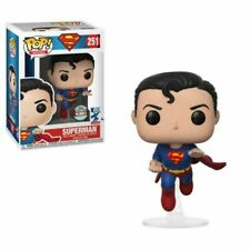 Funko Pop Flying Superman 80th Anniversary Specialty Series