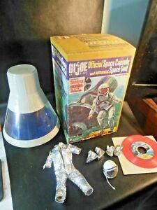 Gi joe brown Casque 1982 1983 vintage Accessoire