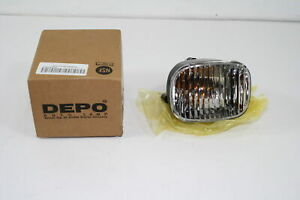Depo 335-1610L-US Driver Side Replacement Parking /signal Light Chevy Saturn Etc
