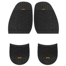 Pair Footful Stick on Half Soles HEELS Ice Snow Anti Slip Shoe Repair Kits