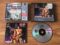 Tekken (PlayStation 1 PS1) PAL