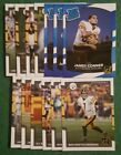 2017 Donruss Pittsburgh Steelers team set. James Conner RC 14 cards 4 RC