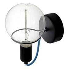 Loft Wandleuchte Vintage Industrie Retro Led Edison E27 Cafe Wandlampe