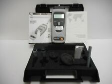 Testo 470 - Digital Hand Tachometer RPM Meter (Part # 0563 0470) 19,999 RPM