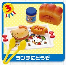 "Re-Ment ""Hello Kitty Bakery #3- Kawaii Deli; 1:6 Barbie kitchen food miniatures"