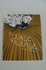 Please Release Nate Powell 1st Print Top Shelf Productions SIGNED