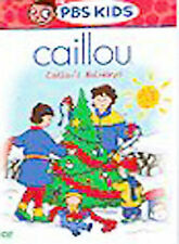 Caillou - Caillous Holidays (DVD, 2004) In Time For Halloween!!