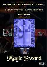 The Magic Sword - New from ACME-TV Movie Classic's!