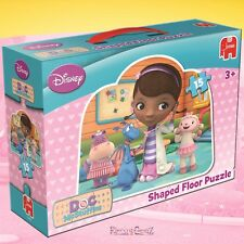Doc McStuffins 15-Piece Shaped Floor Jigsaw Puzzle - New and Boxed