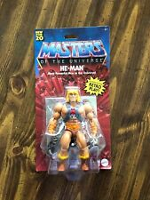 Masters of the Universe!!!  Mattel He-Man Action Figure - GNN85