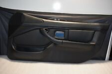 1999-2002 BMW E36 Z3 ROADSTER RIGHT DOOR PANEL LEATHER STITCHED OEM 51418412104