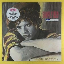 Simply Red - Picture Book - Elektra EKT-27 Ex Condition - Holding Back The Years