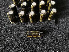 Black Gate F Series 100uF 25v capacitor -  ultra rare!