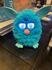Hasbro Furby 2012 Teal Blue Electronic Interactive Toy Works