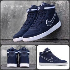 Nike Vandal High Supreme Canvas QS, 318330-402, UK 6.5, EU 40.5, US 7.5, Navy