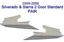 1999-07 CHEVY SILVERADO SIERRA 2DR STANDARD CAB OUTER ROCKER PANEL PAIR!!!