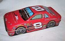 NASCAR Dale Earnhardt Jr Chevrolet Race Car 8 Palmer Collectible Tin