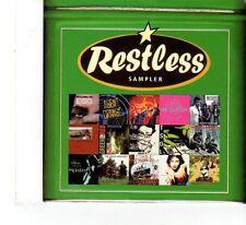 (FX64) Restless Sampler Aug 2003, 17 tracks various artists - DJ CD