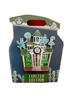 Disneyland Annual Passholder AP 50th Haunted Mansion Gingerbread Pin LE 3000 NEW