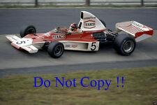 Emerson Fittipaldi McLaren M23 German Grand Prix 1974 Photograph 2