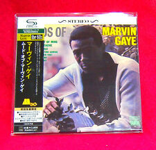 Marvin Gaye Moods Of Marvin Gaye SHM MINI LP CD JAPAN UICY-94029