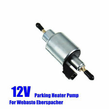 12V Oil Fuel Pump Replacement Kit Fits 2KW-5KW Webasto Eberspacher Heater Part S