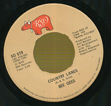 BEE GEES 45 TOURS CANADA FANNY
