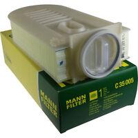 Original MANN-FILTER Luftfilter C 35 005 Air Filter