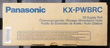 Panasonic KX-PWBRC Genuine Original Photocopier Oil Supply Roll .