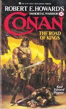 Conan : Road of Kings 1987 by Edward Wagner Paperback Immortal Warrior #16