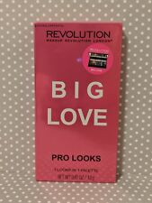 Makeup Revolution - Big Love Pro Looks 3-in-1 Palette. New!