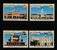 Australia 1992 : Desert Gold - Set of 4 Decimal Stamps, MNH