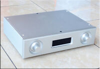 Finished aquarius high end DAC AK4495SEQ+ AK4118 +OPA2604 Top Audio DAC DIY