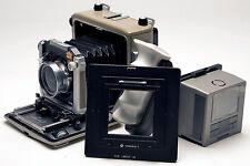 Convertitore da Hasselblad V Back per Linhof 6x9 Adapter F Phase One Sinar Leaf