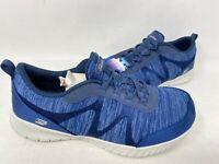 NEW! Skechers Women's Fleeting Slip On Bungee Shoes Navy #23659 176F tk