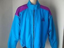 Cannondale Vintage Womens  L Winter Coat Purple Blue Black Nylon Polyester