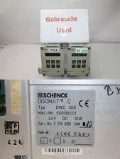 schenck  DWC300 DISOMAT C  DWC 300 K00086.01