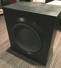 B&W Bowers and Wilkins CT SW12 Subwoofer - Black