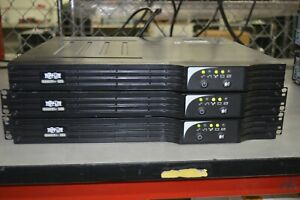 Tripp-Lite SmartPro UPS Series AGSM8269 P/N: SMART750RM1U