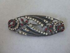 Art Deco Pierre Bex Brooch Pin Stylish Design Vintage