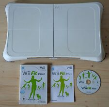 Wii - Nintendo Wii Balance Board inkl. Wii Fit Plus (guter Zustand)