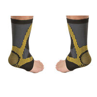 SC Plantar Fasciitis Socks Arch Support Relieve Heel Ankle Pain Golf Tendonitis