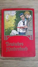 Deutsches Knabenbuch mit Beiträgen von Adolf Bartels und vielen Anderen 1910