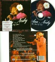 Ann Nesby (Sounds Of Blackness) Best Of Live! (2006, DVD) LIKE NEW