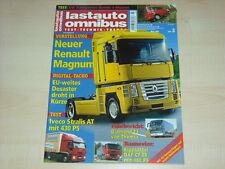 59742) Renault Magnum - DAF CF.85 - VW Bus T5 4motion - Lastauto Omnibus 03/2005